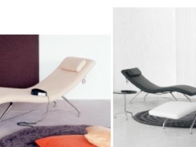 Chaise lounge. Renesans stylu ludwikowskiego w nowoczesnym salonie