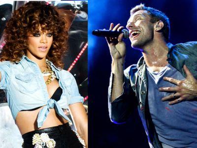 """Coldplay x Rihanna """"Princess of China"""""""