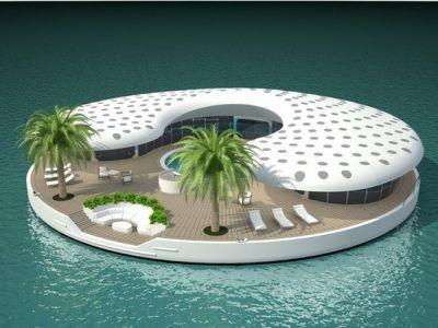 Ome – spełnienie marzenia o pływającej wyspie!