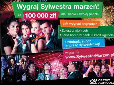100 000 PLN na Sylwestra Marzeń
