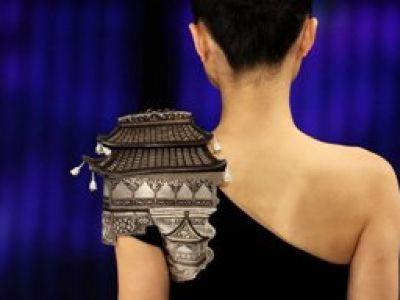 China′s Fashion Week- moda zza chińskiego muru