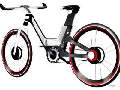 Elektryczny rower Ford