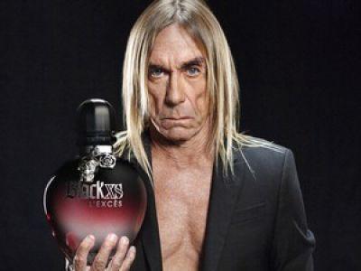 Gwiazda rocka w reklamie perfum!