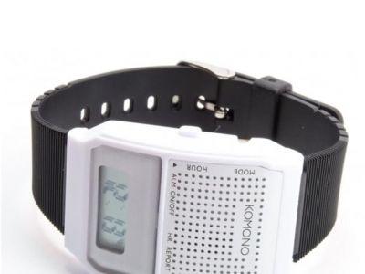 Designerskie zegarki KOMONO są już w Polsce!