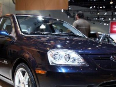 Najtańszy samochód elektryczny - CODA