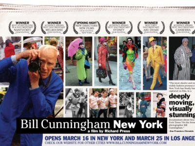 """Moda od zawsze znajdowała się na ulicy – film """"Bill Cunnigham New York"""""""