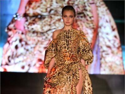 Roberto Cavalli uświetnia Tydzień Mody w Izraelu