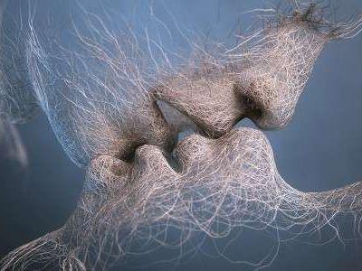 Surrealistyczne pocałunki