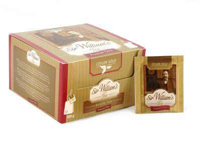 Sir William′s - nowe trendy w świecie herbaty