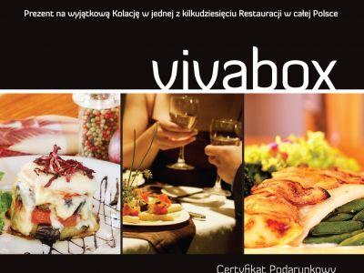 Podarunkowy savoir-vivre z zestawami Vivabox!