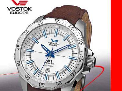 Moda na rosyjskie zegarki - Vostok Europe zachwyca młode pokolenie