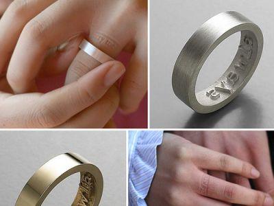 Designerskie pierścionki