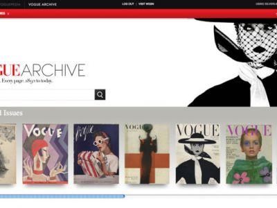 119 lat Vogue'a strona po stronie – biblia mody otwiera cyfrowe archiwum