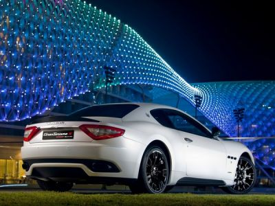 Limitowana edycja Maserati GranTurismo S