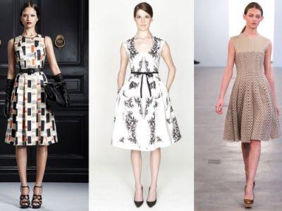 Talia rządzi: sukienki w kształcie litery A