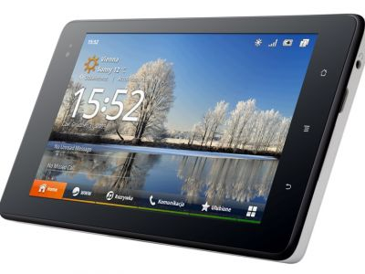 Dobra zabawa z tabletem Huawei IDEOS S7 Slim