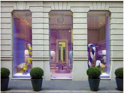 Dziecięcy butik Versace już otwarty!