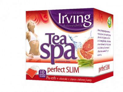 Spełnij swoje noworoczne postanowienia z herbatą IRVING