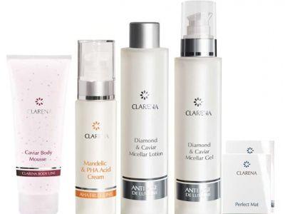 ZAKOŃCZONY - Wygraj zestaw kosmetyków CLARENA!