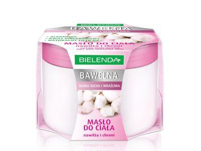 Bielenda Bawełna - delikatne podejście do skóry