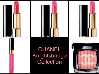 Nowość od Chanel: limitowana kolekcja Knightsbridge