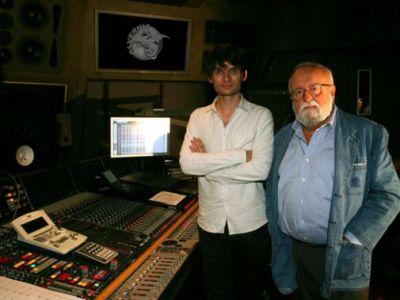 Klasyka z ostrym rockiem - duet Krzysztofa Pendereckiego i Jonnego Greenwooda