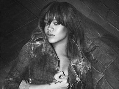 Rihanna w najnowszej kampanii Armaniego
