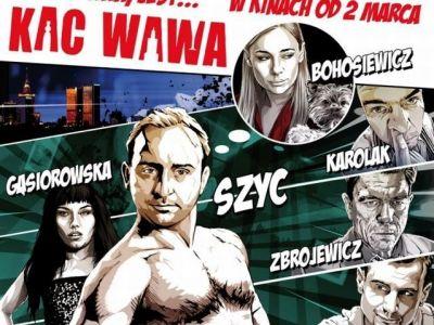 """""""Kac Wawa"""" - premiera już wkrótce"""