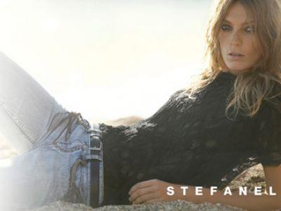 Wiosenna kampania marki Stefanel