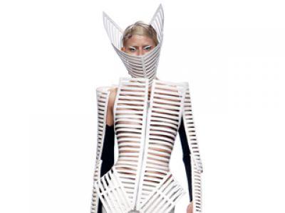 Odważna, szokująca moda