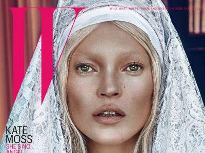 Szatańska Kate Moss