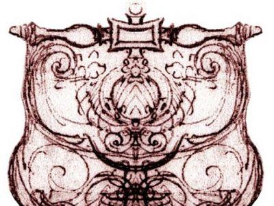 Torebka projektu Leonarda da Vinci