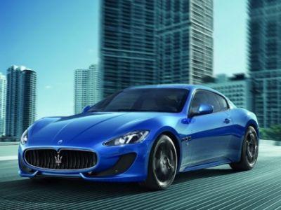 Włosi opublikowali pierwsze zdjęcia Maserati GranTurismo Sport!