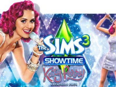 Katy Perry twarzą The Sims 3 Zostań gwiazdą
