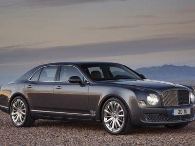 Bentley Mulsanne, sportowa edycja