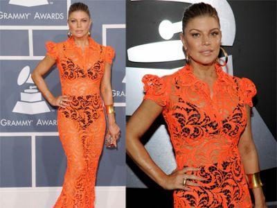 Gwiazdy na gali Grammy 2012