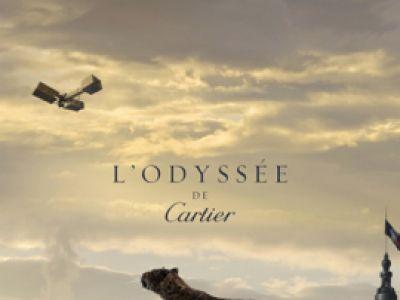 CARTIER L′ ODISSEE - KIEDY REKLAMA STAJE SIĘ SZTUKĄ