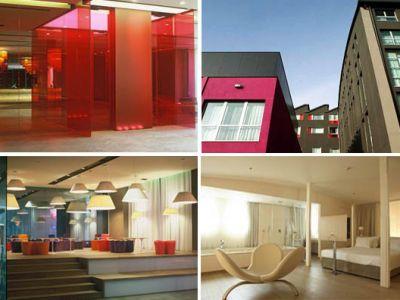 NHOW hotel w Mediolanie – esencja designu