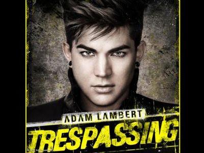 Mroczny Adam Lambert