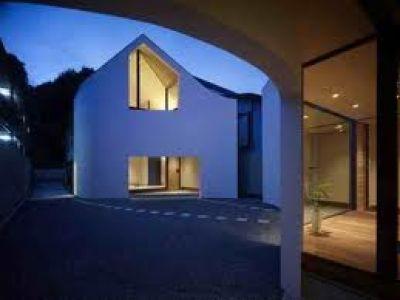 Podwójny domek jednorodzinny- Japonia