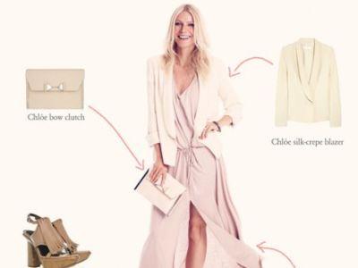 Garderoba Gwyneth Paltrow