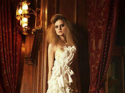 Milita Nikonorov przedstawia finezyjne suknie ślubne