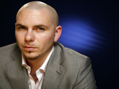 """Pitbull w filmie """"Faceci w czerni""""?"""