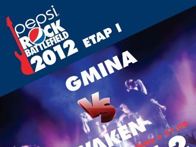 PEPSI ROCK BATTLEFIELD 2012 rusza już we wtorek!