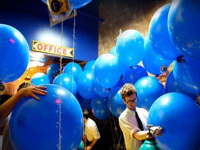 Muzyczne balony wyleciały w powietrze!