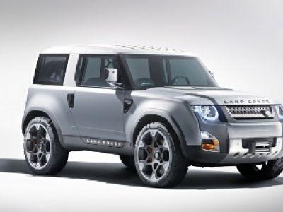 Land Rover zapowiada nowego Defendera