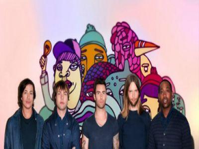 Premiera najnowszego singla Maroon 5