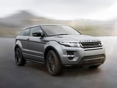 Range Rover Evoque i Victoria Beckham!
