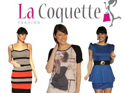Baw się modą z La Coquette!