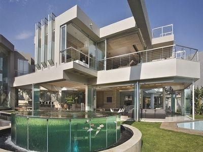 Szklana architektura Czarnego Kontynentu